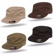 Flexfit Cap Top Gun Army Garment Washed Cotton Dad Hat Vintage Look Unisex 7077
