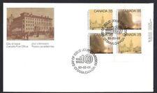 Canada   # 851 - 852 LRpb     ACADEMY OF ARTS   New 1980 Unaddressed
