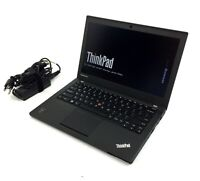 "Lenovo ThinkPad X240 Laptop i5-4300U 1.9GHz 500GB 8GB RAM 12.5"" NO OS ***"