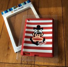 Paul Frank Ipad 2 Protective Silicon Skin Case Cover Ipad2