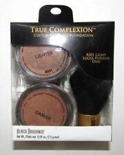 Black Radiance True Complexion Loose Powder Duo  8201 Light  2 Powders & Brush