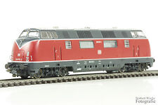 ROCO 69405 H0 / Diesellok BR 220 015-2 Digital / altrot / DB / AC / in OVP