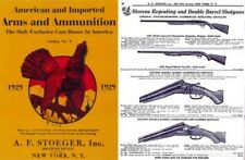 Stoeger 1929 Arms and Ammunition #9 Gun Catalog