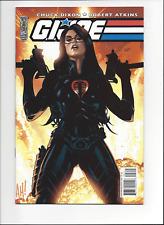 IDW Comics Adam Hughes Variant GI Joe #2B Baroness 2008 NM