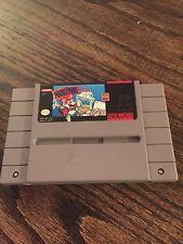 Mario Paint Super Nintendo SNES Game Cart Decent & Works SN1