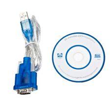 ADATTATORE USB SERIALE RS232 CAVO CONVERTITORE DECODER SCANNER STAMPANTE POSTA1