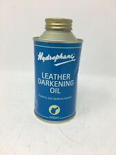 Hydrophane Leather Darkening Oil, 500ml