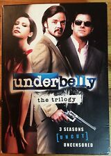 Underbelly: The Trilogy (DVD, 2011, 12-Disc Set)
