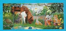 Mnh 1996 Australia Pets Mini Souvenir Sheet - St. Peters Overprint - Wb-12