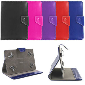 """7 Inch Tablet Protective Case Stand Holder Compatible with All Universal 7"""" 16:9"""
