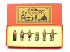 Garibaldi & Co Toy Soldiers B7A 45th Louisbourg Grenadiers Firing Officer Piper