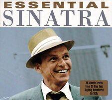 ESSENTIAL SINATRA - 75 CLASSIC FRANK SINATRA TRACKS (NEW SEALED 3CD)