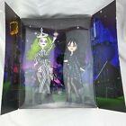 Mattel Creations Beetlejuice Lydia Deetz Monster High Skullector Dolls IN HAND