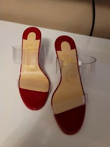 Christian Louboutin Just Nothing  Brand New. Size 36