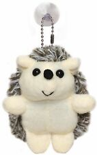 "Lucore 4"" Hedgehog Plush Stuffed Animal Keychain - Toy Doll, Lucky Charm"