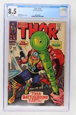 Thor #144 - Marvel 1967 CGC 8.5