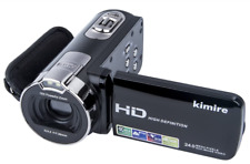 Vlogging Camera Video Camera Camcorder Digital Recorder,Kimire HD 1080P 24 MP 16