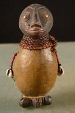 4083 TERRACOTTA: RARO tikar personaggio Camerun Africa/Africa