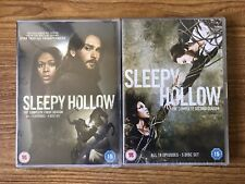 Sleepy Hollow The Complete Season 1 & 2 (DVD) Brand New Sealed