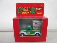 Johnny Lightning York Fair 2007 Ford Pick-up #19 in Series