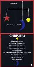 """Chris Rea """"Wired to the Moon"""" Werk von 1983, mit """"Ace of hearts""""! Nagelneue CD!"""