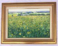 Original Danish Impressionist Landscape  by Nils Ryberg (b.1946)