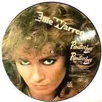 "ELLIE WARREN - Primitive Love (12"") (Picture Disc) (G/VG-)"