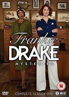 Frankie Drake Mysteries Season 1 [DVD][Region 2]