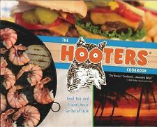 The HOOTERS  RESTAURANT Cookbook~ HB~Recipes~Buffalo Chicken Wings & more