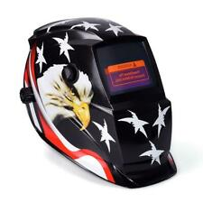 Professional Arc Tig Mig Solar Auto-Darkening Welding Helmet Mask cv46
