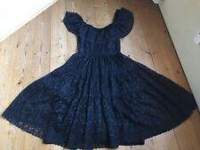 Originale Rockabilly Vintage-Kleider für Damen in Größe 38