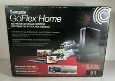 Seagate FreeAgent GoFlex Home 2TB External 5400RPM STAM2000100 NAS Brand New