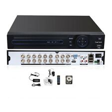 Camvtech Usa High-End 16 Channel 966h/1080P Stand Alone-real-time Live Recording