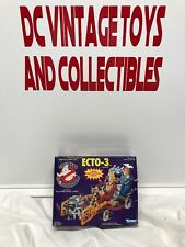 Ecto-3 Complete w/ Box NO Stickers Unused Vintage Ghostbusters Kenner Vehicle