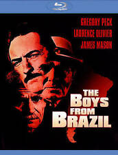 THE BOYS FROM BRAZIL 1978 Blu-Ray Gregory Peck/Laurence Olivier/James Mason