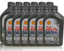 Shell Helix Ultra Professional AF 5W30 12x1 Liter Motoröl Ford ACEA A5/B5 Jaguar