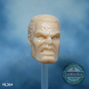 """ML364 Custom Cast head use w/ 6"""" Marvel Legends Star Wars Black Series"""