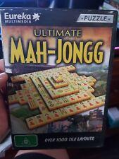 Ultimate Mah-Jongg - PC GAME - FREE POST