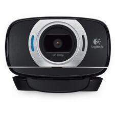 Logitech C615 HD Portátil 1080p webcam autofocus PC y Mac 960-000735