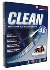 Steinberg Clean 4.0  Music Restoration and CD Burning Software PC  New