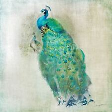 4 x Paper Napkins - Peacock Royale - Ideal for decoupage / Napkin Art