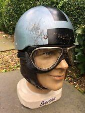 More details for cromwell noll triumph motorcycle crash helmet size 7 1/8