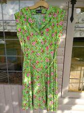 Lady vintage 18 Dress Green