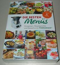 TM5 & TM31 Die besten Menüs - Kochen mit dem Thermomix Kochbuch/Rezepte-Handbuch