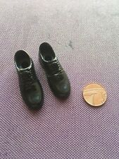 Toys City LA Cop Black Police Shoes [TC-68011] loose 1/6th scale