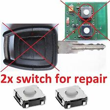 micro switch repair remote key fob opel vauxhall holden astra vectra zafira
