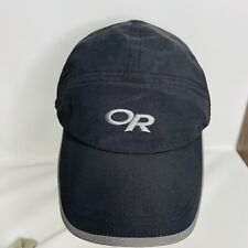 Outdoor Research OR Unisex #97085 Cycling Running Cap Hat Adjustable Black