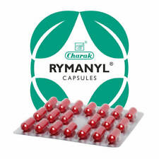 Ayurveda Charak Rymanyl Capsule 20 Cap Free Shipping