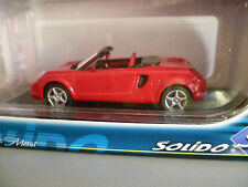 TOYOTA MR2 ROUGE CABRIOLET  ~  NEUF