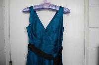 BNWT Monsoon Silk Jewel of Nile Dress
